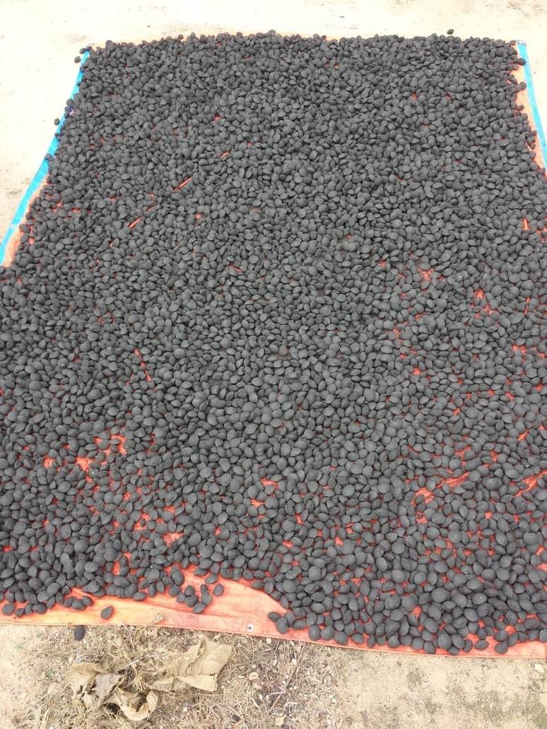Une autre production de bio-charbons
